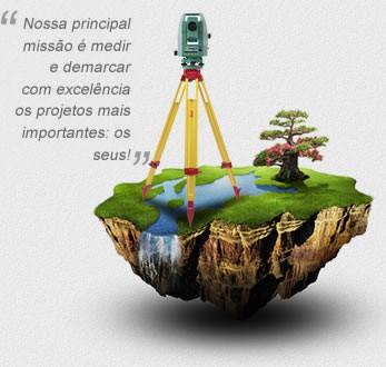 Agrimensura topografia