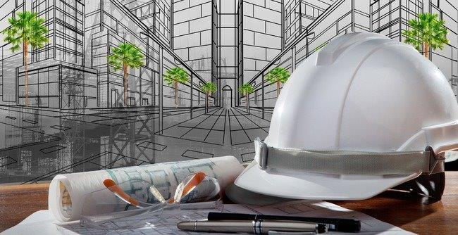 Empresa de topografia e engenharia