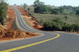 Projeto de terraplenagem para rodovias