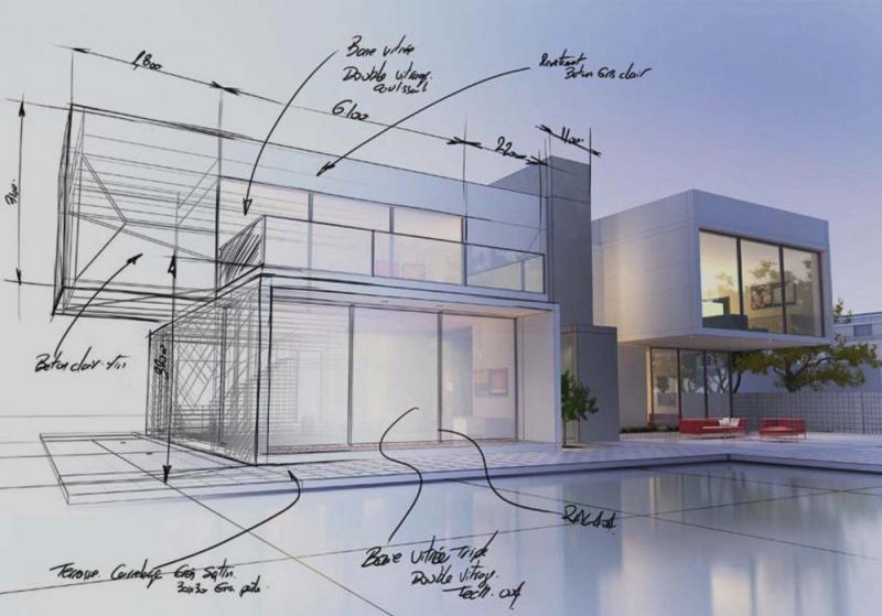 Projetos arquitetonicos