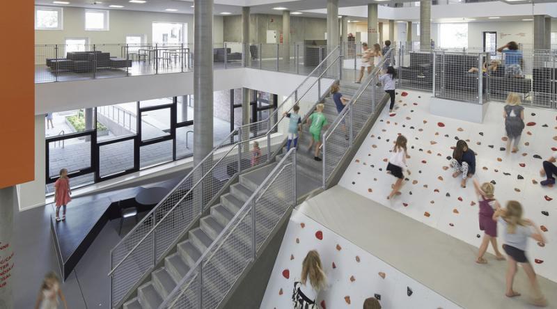 Projetos arquitetonicos de escolas