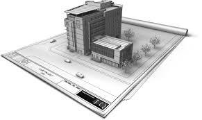 Projetos arquitetonicos predial