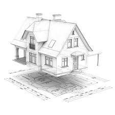 Projetos de arquitetura construção civil